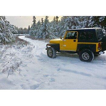 1986 Jeep CJ 7 for sale 100951226