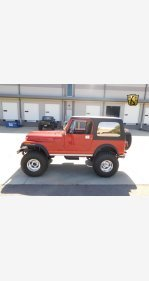 1986 Jeep CJ 7 for sale 100997885