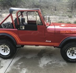 1986 Jeep CJ 7 for sale 101068270