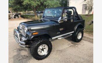 1986 Jeep CJ 7 for sale 101119928