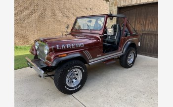 1986 Jeep CJ 7 for sale 101173823