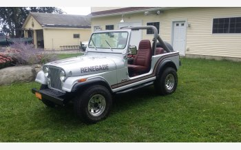 1986 Jeep CJ 7 for sale 101213390