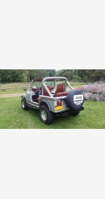 1986 Jeep CJ 7 for sale 101213390