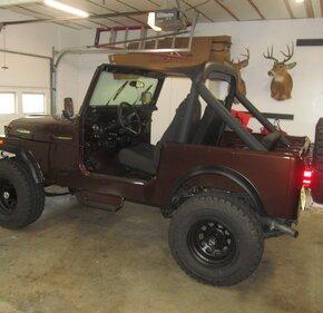 1986 Jeep CJ 7 for sale 101215698