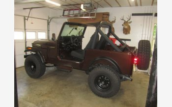 1986 Jeep CJ 7 for sale 101215698