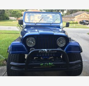 1986 Jeep CJ 7 for sale 101222445