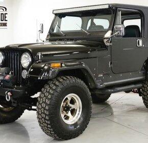 1986 Jeep CJ 7 for sale 101271152