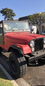 1986 Jeep CJ 7 for sale 101370053