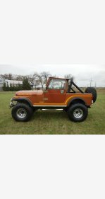 1986 Jeep CJ 7 for sale 101400177