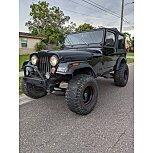 1986 Jeep CJ 7 for sale 101567505