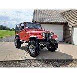 1986 Jeep CJ 7 for sale 101605063