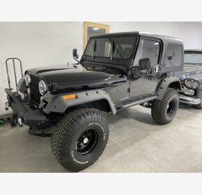 1986 Jeep CJ 7 for sale 101279672