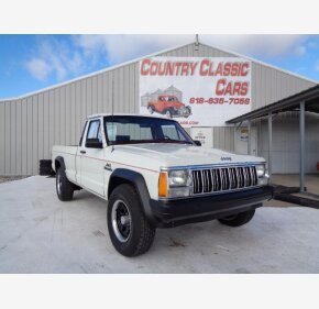 1986 Jeep Comanche 2WD Long Bed for sale 101247390