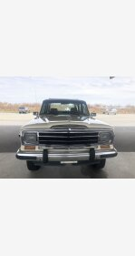 1986 Jeep Grand Wagoneer for sale 101223595