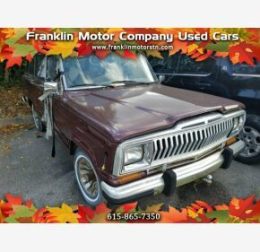 1986 Jeep Grand Wagoneer for sale 101224659