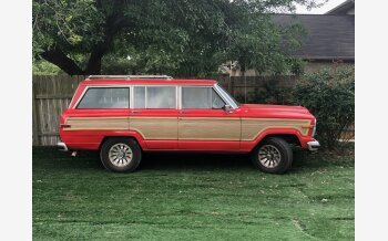 1986 Jeep Grand Wagoneer for sale 101262659