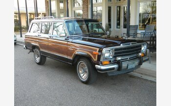 1986 Jeep Grand Wagoneer for sale 101310362