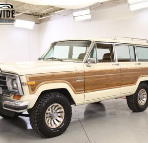 1986 Jeep Grand Wagoneer for sale 101353605