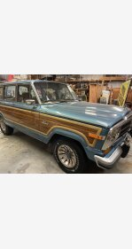 1986 Jeep Grand Wagoneer for sale 101425378