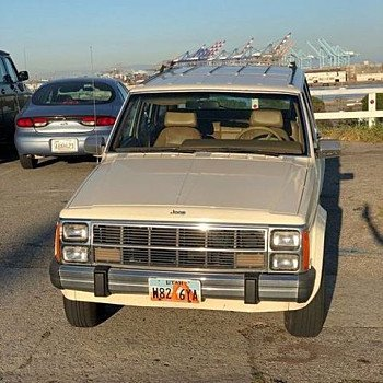 1986 Jeep Wagoneer Limited for sale 101423388