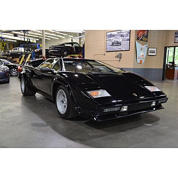 1986 Lamborghini Countach for sale 100988547