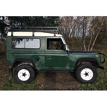 1986 Land Rover Defender for sale 100927214