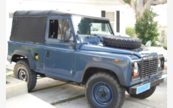 1986 Land Rover Defender 90 for sale 101187126
