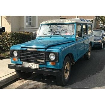 1986 Land Rover Defender for sale 101211988