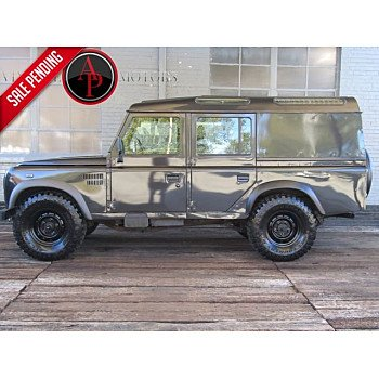 1986 Land Rover Defender for sale 101268461