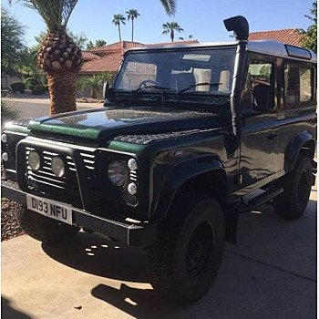 1986 Land Rover Defender for sale 101345477