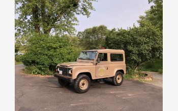 1986 Land Rover Defender 90 for sale 101378392