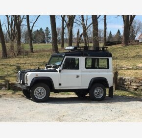 1986 Land Rover Defender for sale 101402124