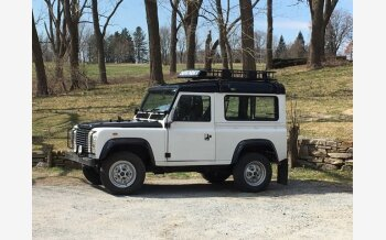 1986 Land Rover Defender for sale 101492074