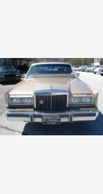 1986 Lincoln Town Car for sale 101185565