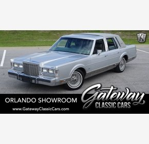 1986 Lincoln Town Car for sale 101334980