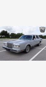 1986 Lincoln Town Car for sale 101462174
