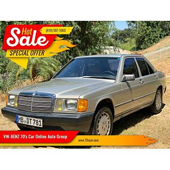 1986 Mercedes-Benz 190D 2.5 for sale 101187898