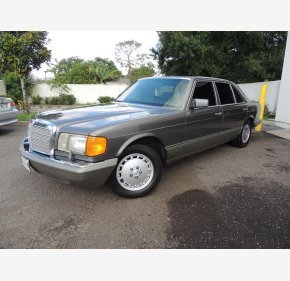 1986 Mercedes-Benz 420SEL for sale 101423809
