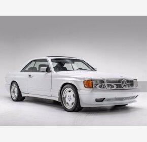 1986 Mercedes-Benz 500SEC for sale 101484566