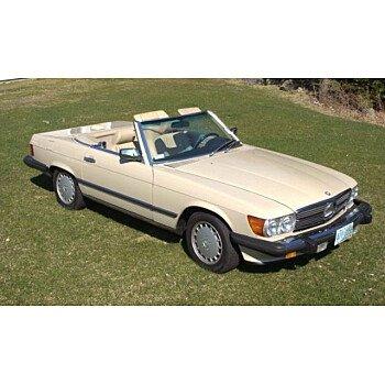 1986 Mercedes-Benz 500SL for sale 101349324