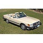 1986 Mercedes-Benz 500SL for sale 101586730