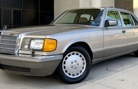 1986 Mercedes-Benz 560SEL for sale 101329494