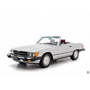 1986 Mercedes-Benz 560SL for sale 101062580