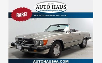 1986 Mercedes-Benz 560SL for sale 101085757