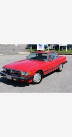 1986 Mercedes-Benz 560SL for sale 100868339