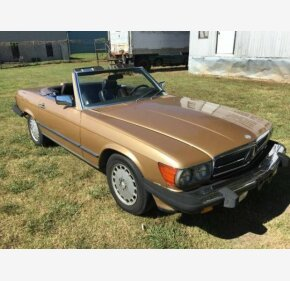 1986 Mercedes-Benz 560SL for sale 100946851