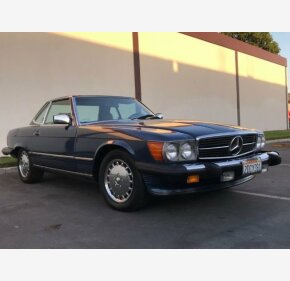 1986 Mercedes-Benz 560SL for sale 101021438