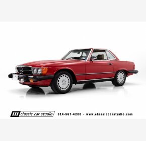 1986 Mercedes-Benz 560SL for sale 101034994