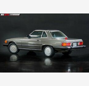 1986 Mercedes-Benz 560SL for sale 101053005