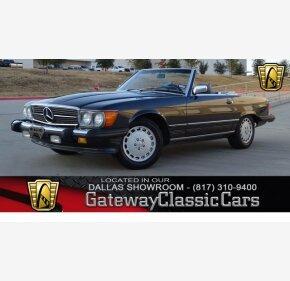 1986 Mercedes-Benz 560SL for sale 101059168